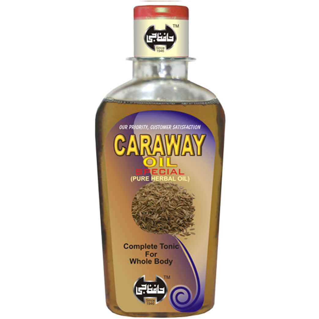 Caraway Seeds Oil in Pakistan | Shahjeera Caraway Seeds Oil