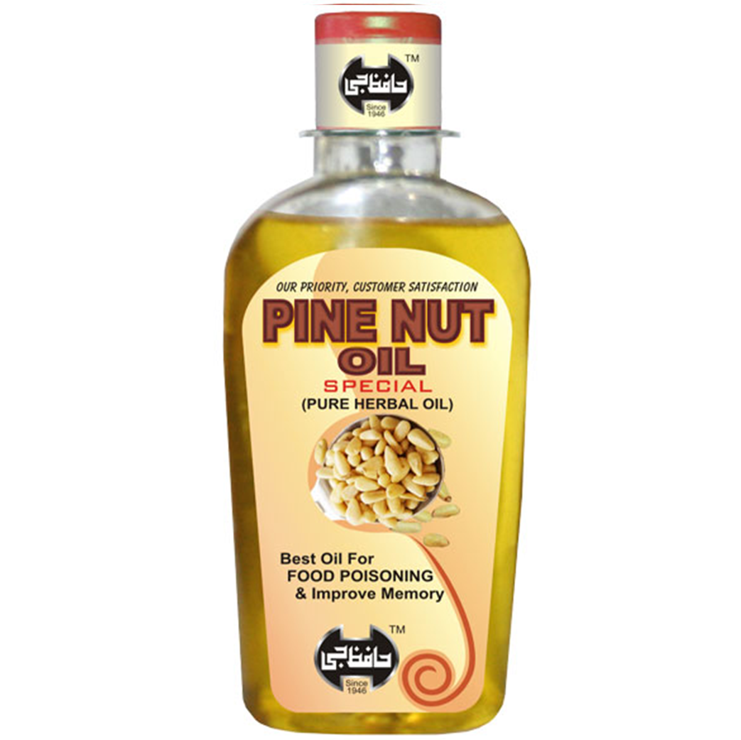 Pine Nut Oil - Organic Beauty Store